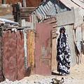 Photos: スラムの女