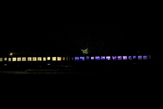 小湊鐵道イルミネーション列車
