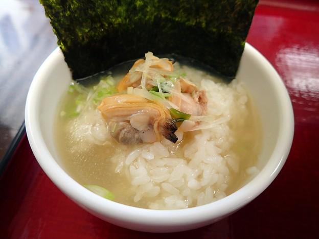 スープ茶漬け@潮の音・名取市
