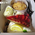 Photos: バズサーチのケーキなど