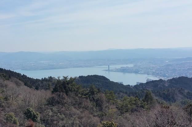 0312比叡山8一本杉2