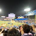 Photos: つば九郎顔型ミニ傘