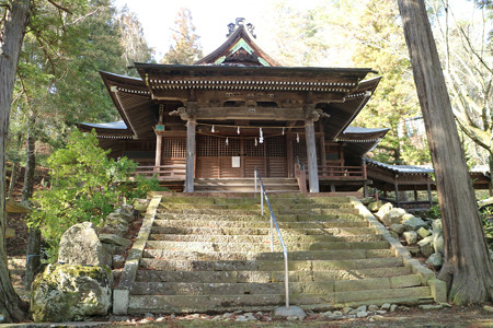 玉依比賣命神社 (1)