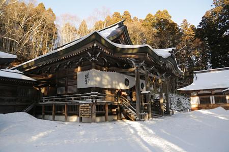 戸隠神社・中社 (3)