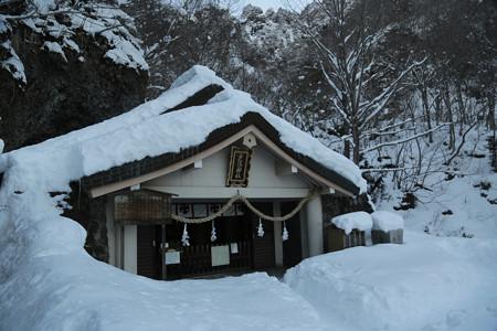 戸隠神社・奥社 (3)
