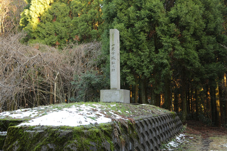 一乗寺城 (2)