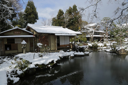 白沙村荘 橋本関雪記念館 (1)