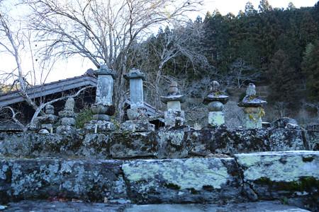 渋川井伊家墓所 (2)