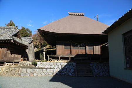 福満寺薬師堂 (1)
