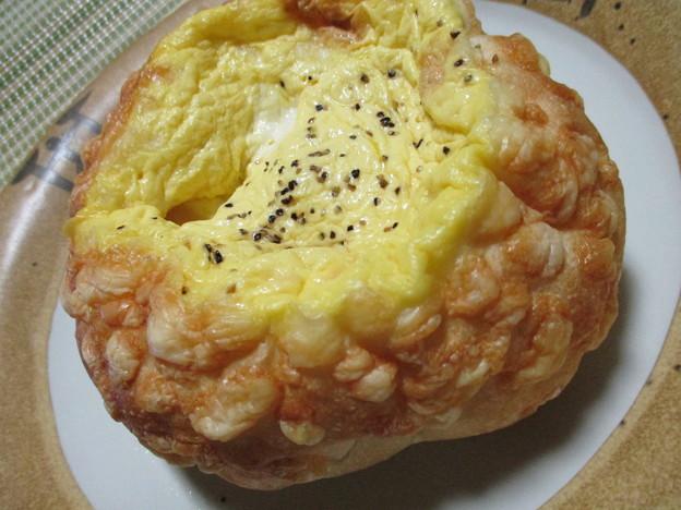 エッグチーズフランス