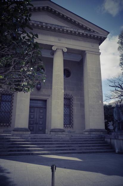 写真: 美術館