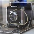 写真: 写真館のカメラ
