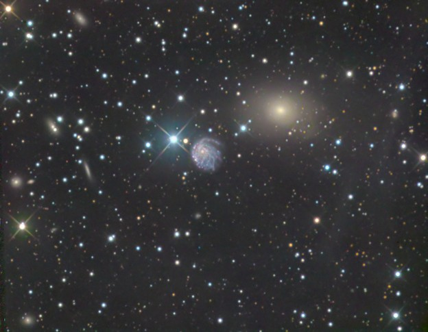 Photos: NGC2300付近