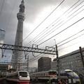 Photos: 東武スカイツリーライン特急
