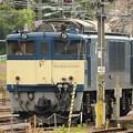 Photos: EF64 1052号機 黒磯直流機留線にて