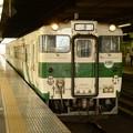 Photos: 烏山行き335D宇都宮9番間もなく発車