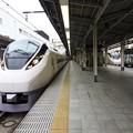 Photos: 特急ひたち3号上野17番発車 E657系K12編成