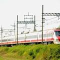 台湾鐵路友好「普悠瑪(ぷゆま)」編成特急りょうもう26号浅草行き