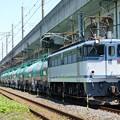 Photos: EF65 2084牽引石油返空8084レ宇都宮貨物(タ)~石橋通過