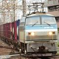 EF66 118号機牽引高速貨物5094レ浜川崎通過