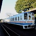 Photos: 関東鉄道キハ2100形取手行き小絹停車