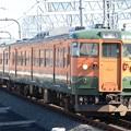Photos: 115系T1159編成450M桐生行き栃木入線