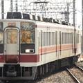 東武6050系区間快速新鹿沼2番入線