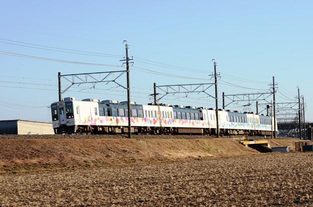 東武634型臨時特急スカイツリートレイン1号