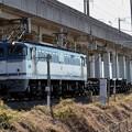Photos: EF65 2093+シキ180+コキ3B 臨配8593レ