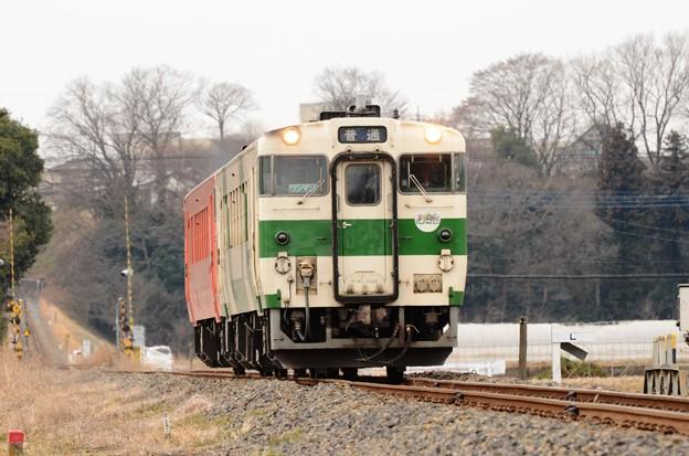 Photos: キハ40烏山線331D