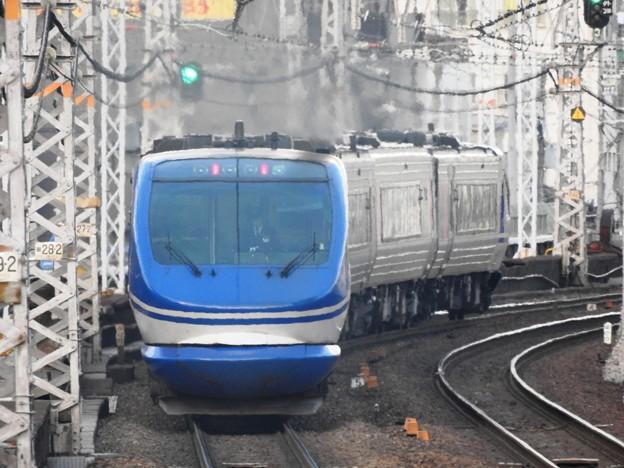 HOT7000系特急スーパーはくと10号三ノ宮発車