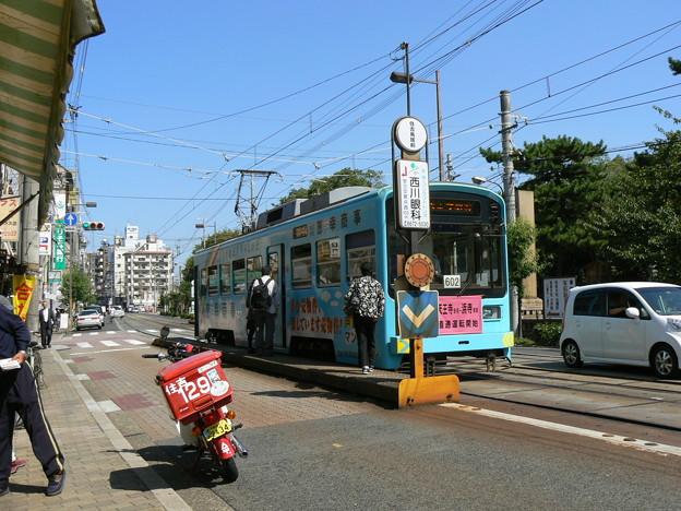阪堺電車 住吉大社前01