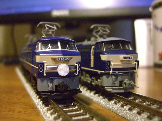 EF66 43 & EF66 41