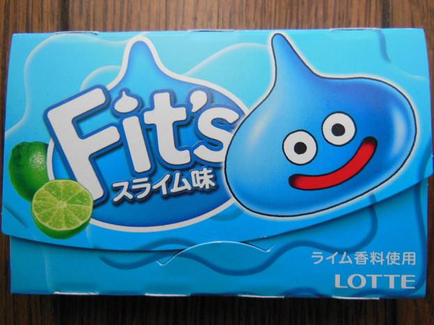 Fit's スライム味