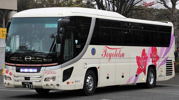 豊鉄観光バス ハイデッカー「セレガ48」