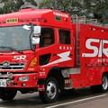 横浜市消防局 lll型救助工作車