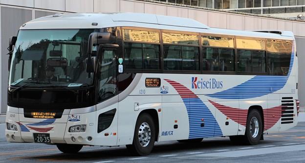 京成バス 昼間高速バス(ハイデッカー)