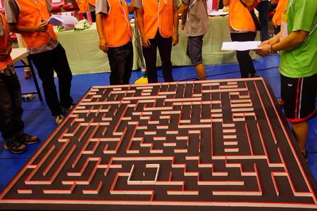 2016台湾大会ハーフ迷路