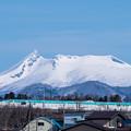 駒ヶ岳と北海道新幹線2