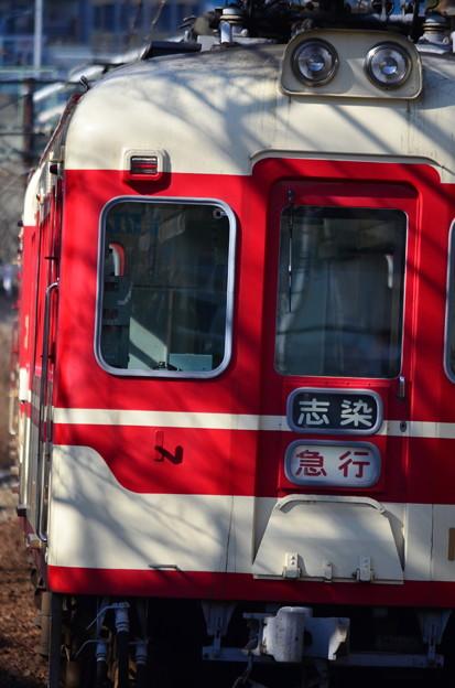 粟生線日中急行廃止(2)