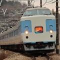 Photos: 189系 M50編成 ホリデー快速富士山