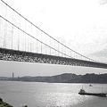 写真: 100509-7関門大橋2