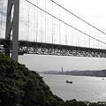 写真: 100509-8関門大橋3