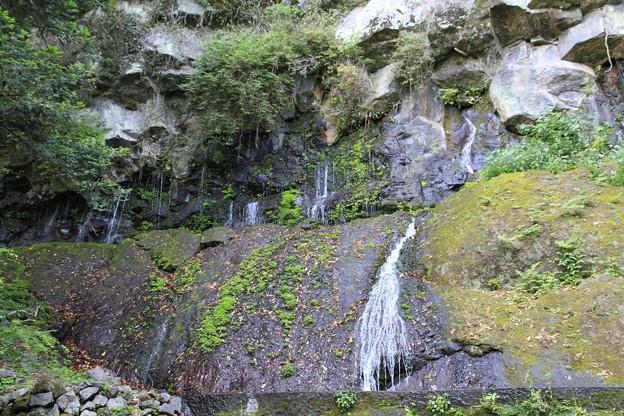 写真: 100513-8九州ロングツーリング・無名滝7