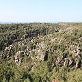 写真: 100515-35溶九州ロングツーリング・岩だらけ