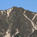100722-23蝶ヶ岳登山・穂高連峰と槍ヶ岳(11/30)・奥穂高岳