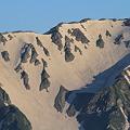写真: 100722-40穂高連峰と槍ヶ岳(28/30)