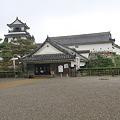 Photos: 110511-51高知城・懐徳館入口