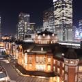 写真: 東京駅3