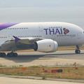写真: タイ国際航空 A380